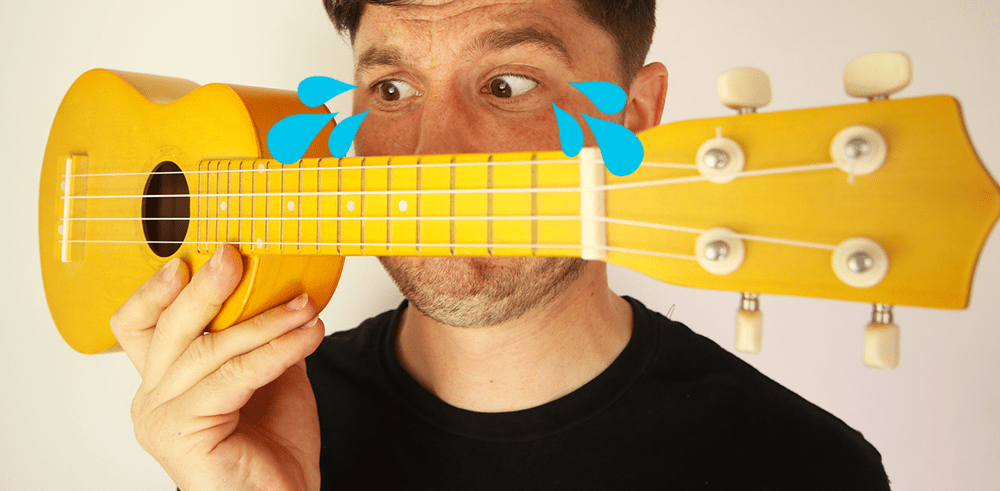 why does my ukulele sound bad