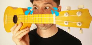 why does my ukulele sound bad