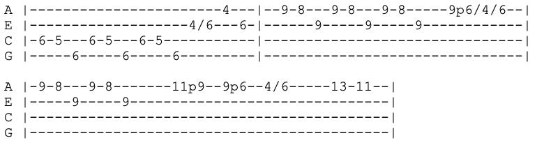 don henley - boys of summer - ukulele tabs