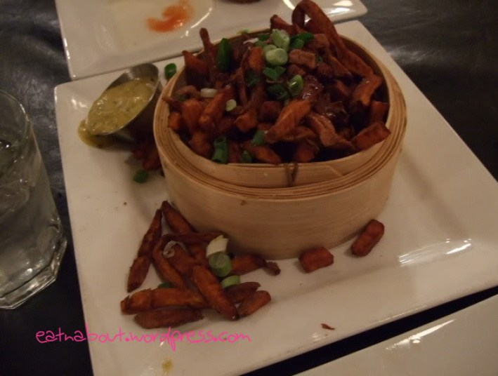 The Cat's Meow: Yam Fries