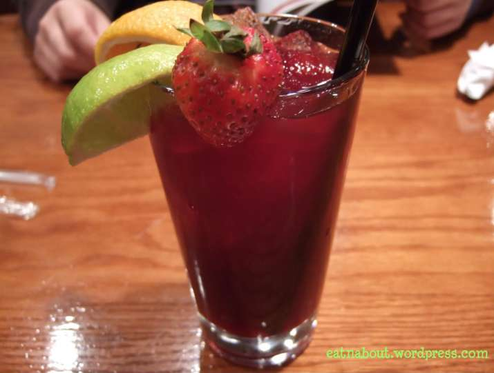 Red Lobster Lynnwood: Berry Sangria