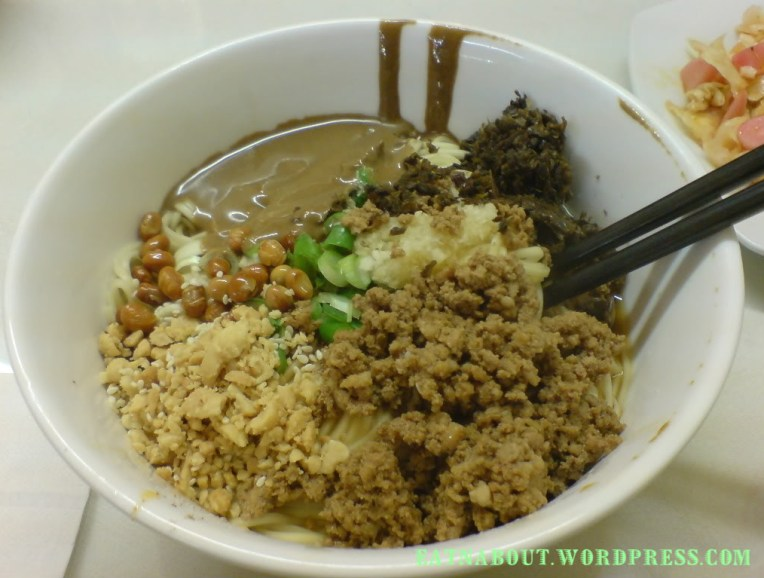 Si Chuan First Style DanDan Noodle