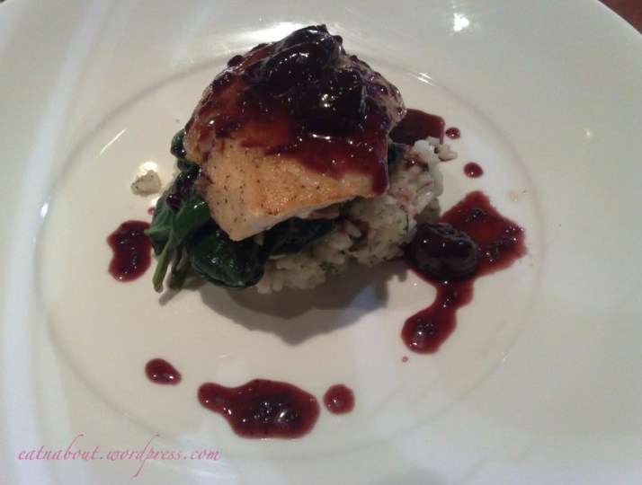 The American Grille: Smoked Halibut