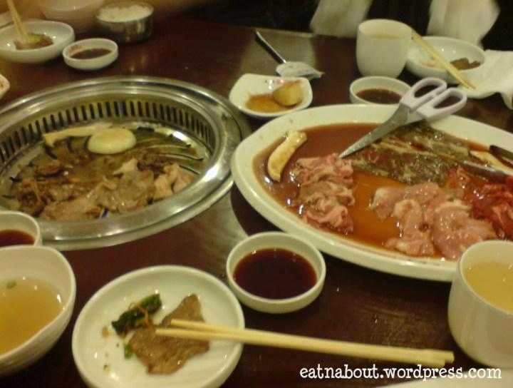 Dai Jang Kum: BBQ combo A