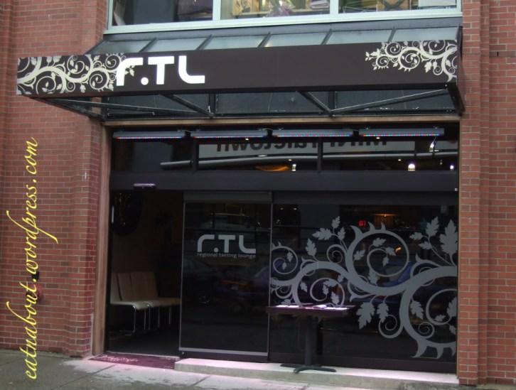 Regional Tasting Lounge