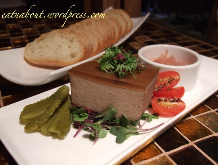 Regional Tasting Lounge: Pate au Foie Gras de Canard (French)