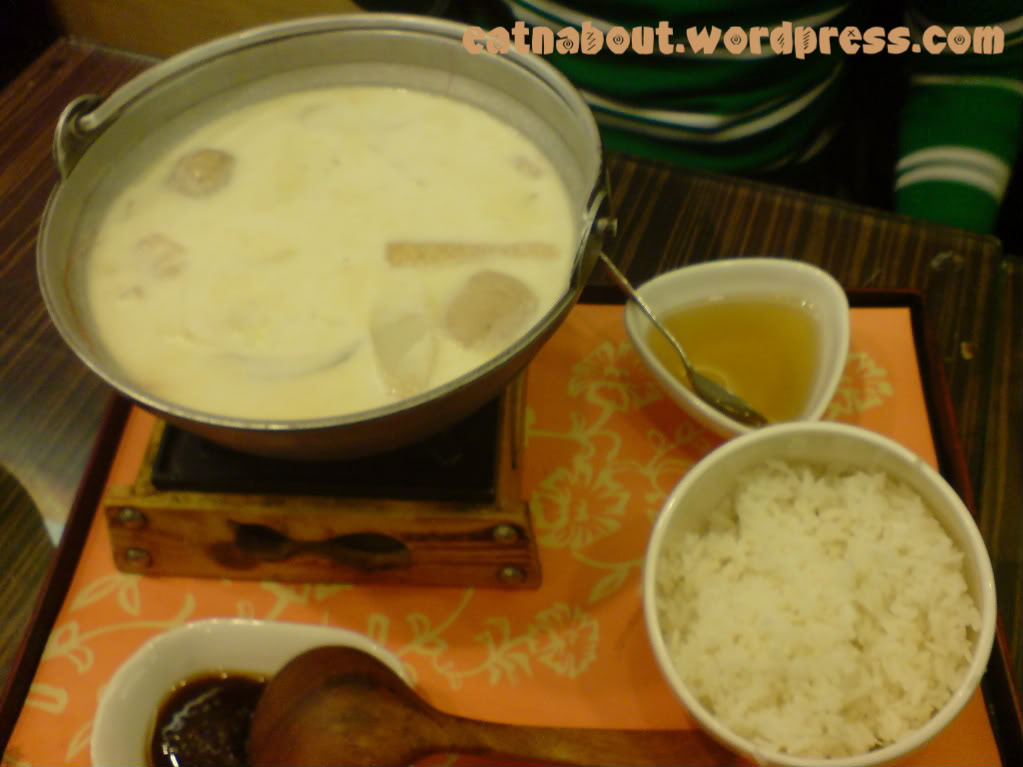 Pearl Castle Milk Hotpot