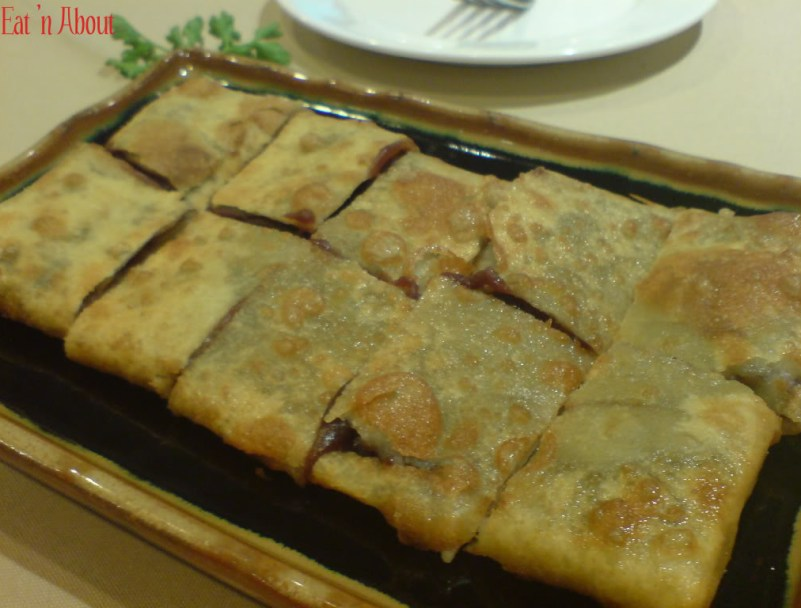 No.1 Shanghai Cuisine: Pan-fried Red Bean Pastry