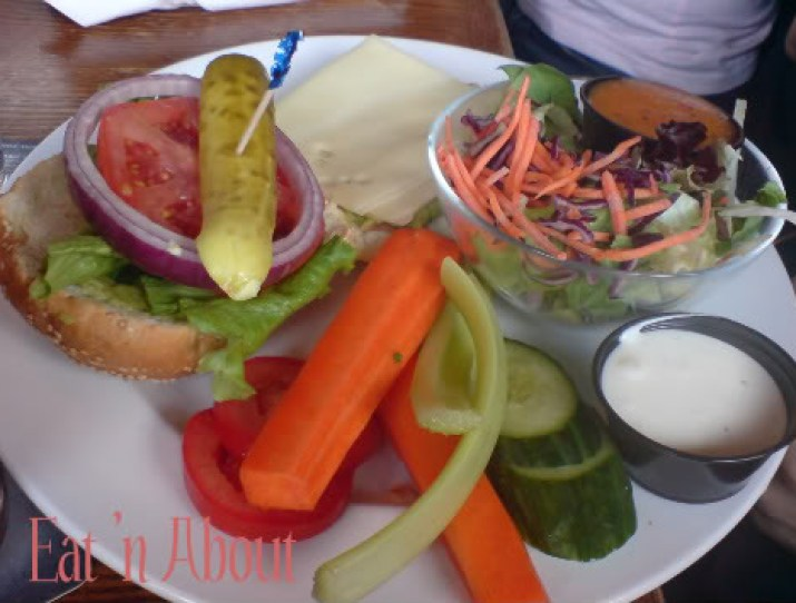 Original Joe's Veggie Burger