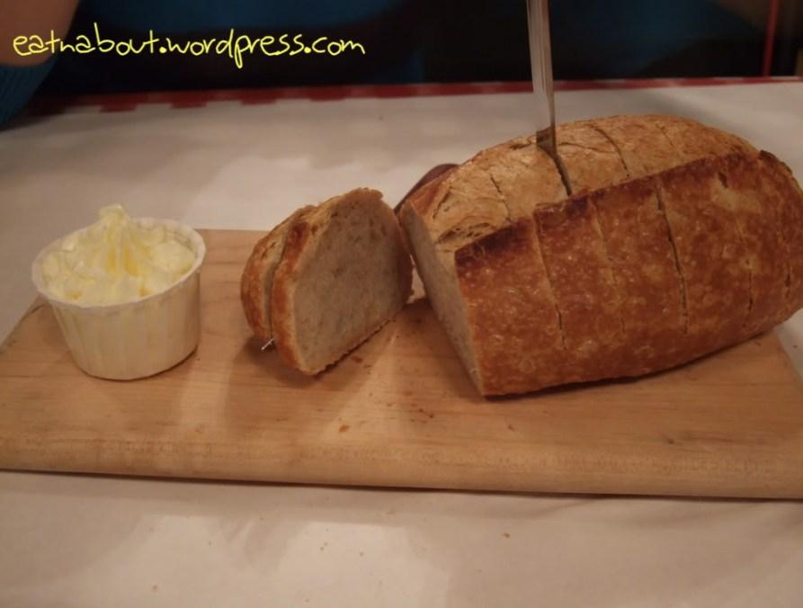 The Crabpot: Sourdough Bread