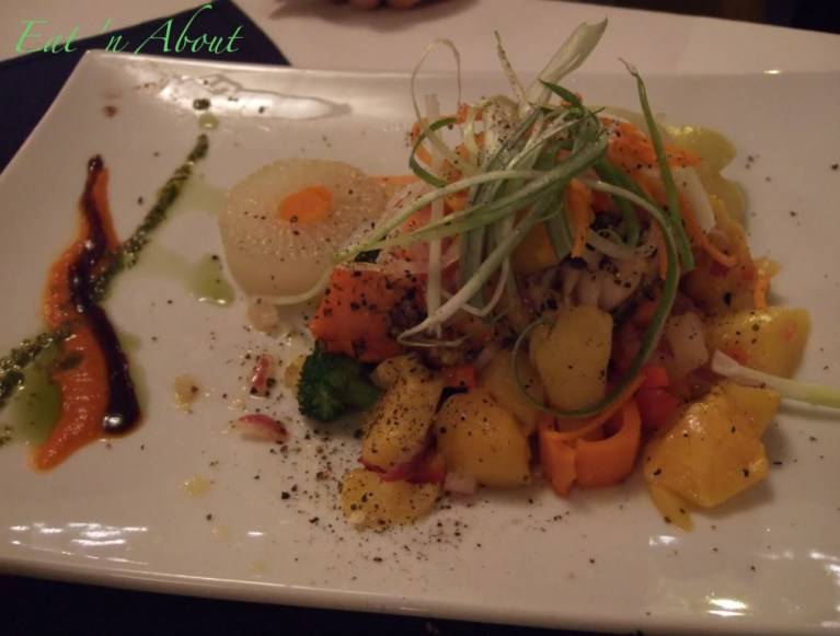 Steveston Seafood House: Smoked Alaskan Black Cod