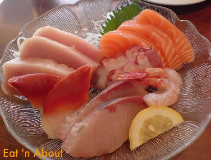 Sushi House: Assorted Sashimi