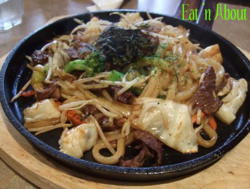 Ichiro Japanese Restaurant: Yakiudon