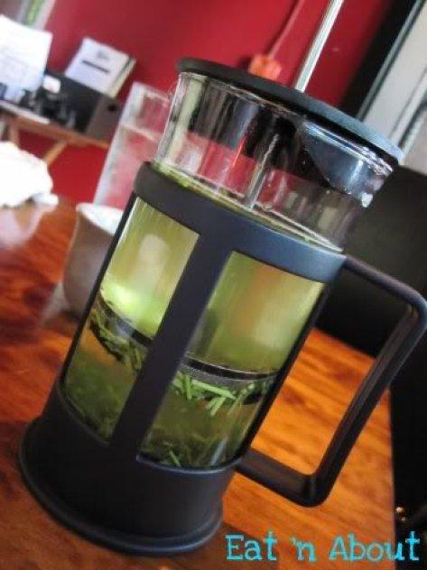 Toratatsu: Green Tea