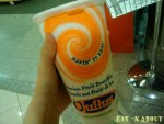 Orange Julius Free Smoothie Day