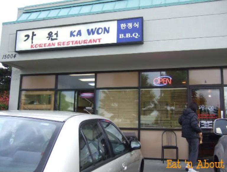 Ka Won Korean exterior