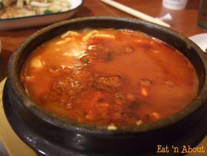 Ka Won Korean: Seafood Kimchi Tofu Hotpot