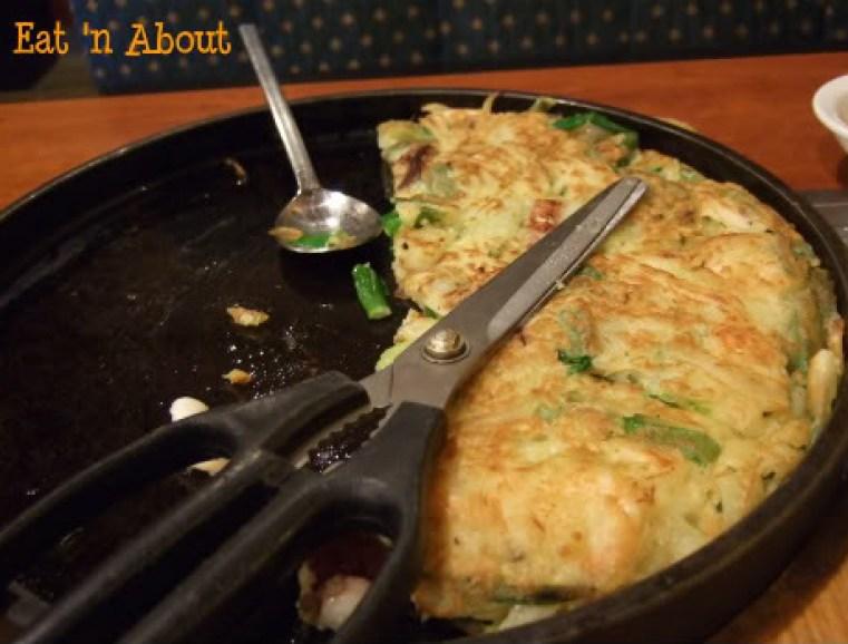 Ka Won Korean: Seafood Pancake