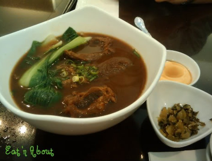Tri-ty: Taiwanese Beef Noodle