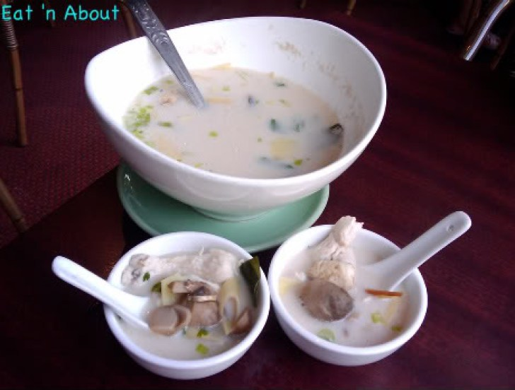 Tropika Aberdeen: Tom Ka Gai Chicken Soup