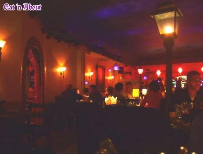 Cafe Sevilla interior