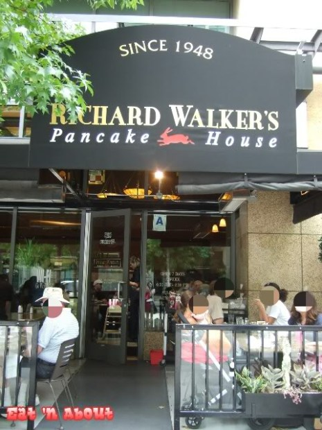 Richard Walker's Pancake House exterior