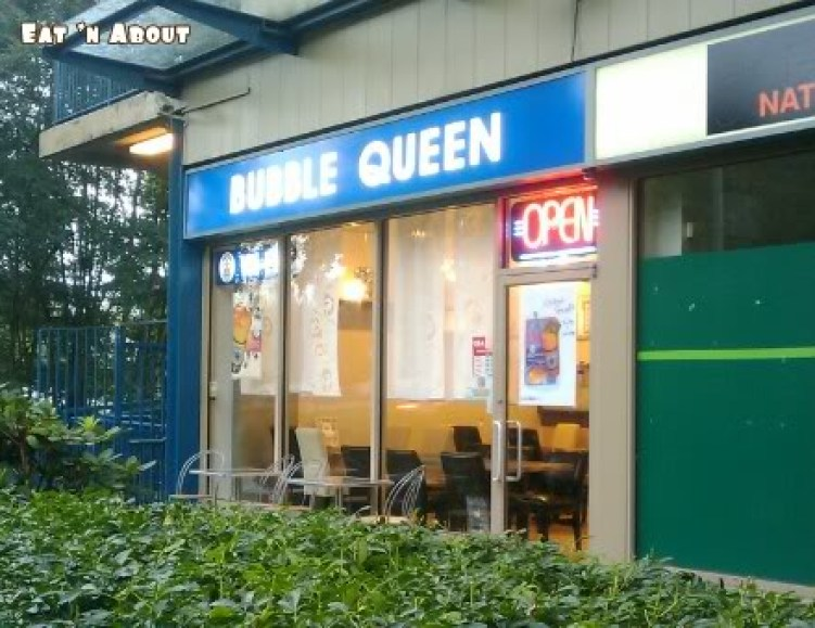 Bubble Queen exterior