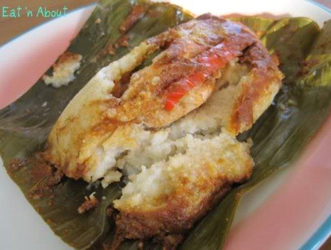 Chapinlandia Guatemalan: Tamales de Pollo O Cerdo with Chicken