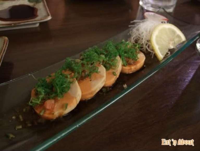 ShuRaku Sake Bar and Bistro: Sea Foie Gras