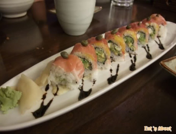 ShuRaku Sake Bar and Bistro: Godfather Roll