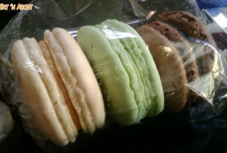 Paul Croteau Confections: Macarons