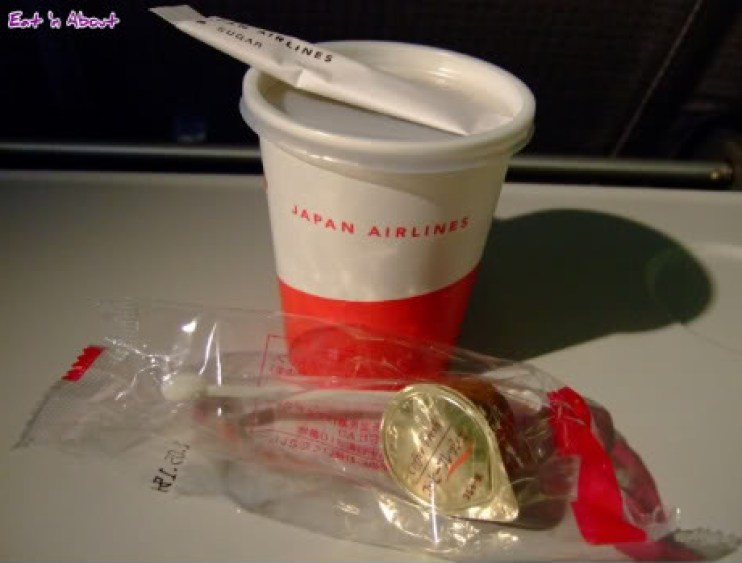 Japan Airlines Coffee