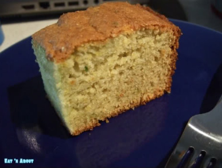 Avocado Pound Cake a la Joy the Baker