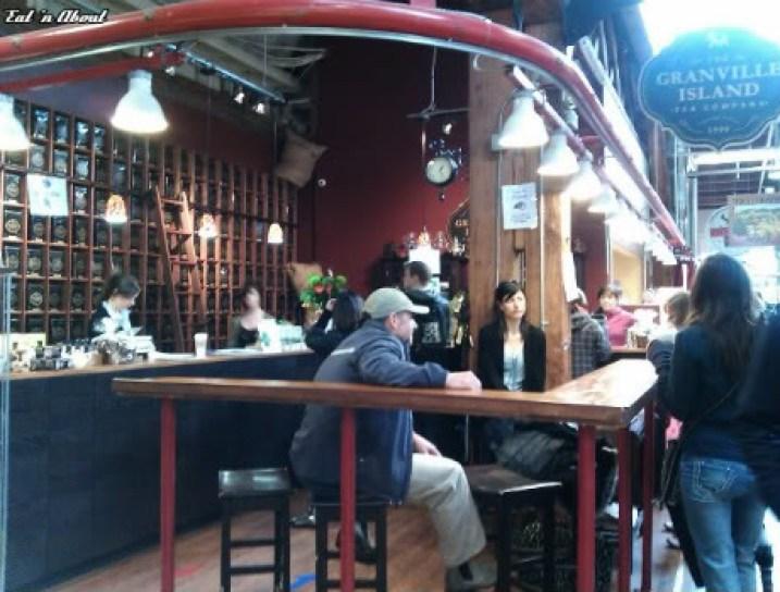Granville Island Tea Company