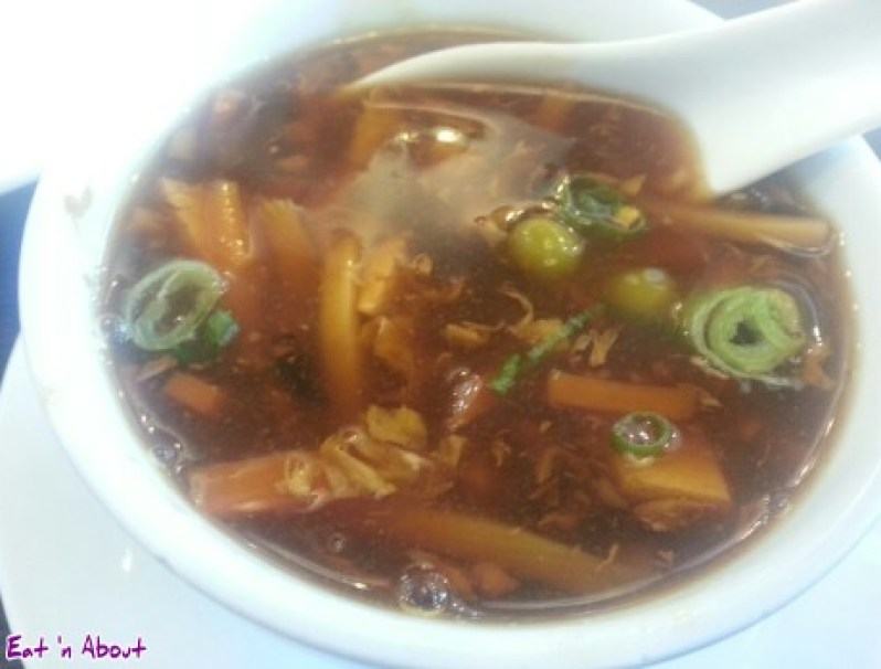 Chongqing Restaurant: Hot and Sour Soup