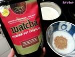 Zen Organics Matcha Hot Chocolate