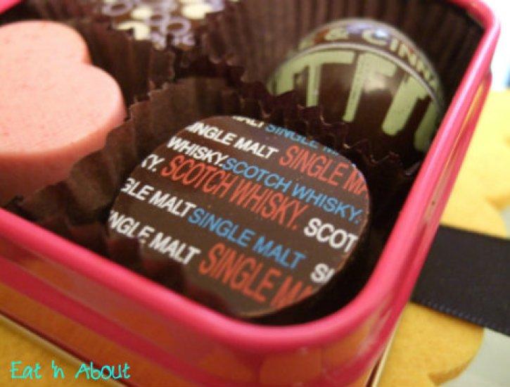 ChocolaTas: Single Malt Whisky