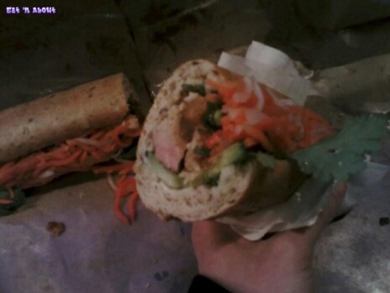 DD Mau: Crispy Roasted Pork Banh Mi