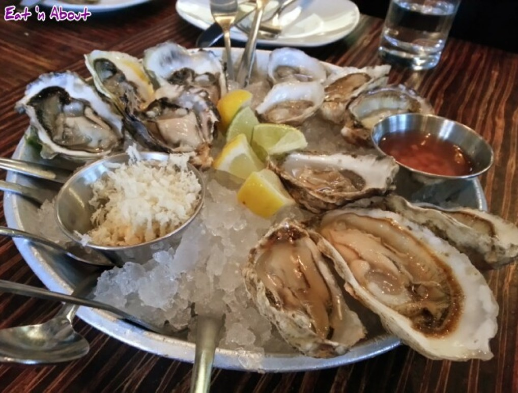 Merchant's Oyster Bar: Freshly Shucked Oysters