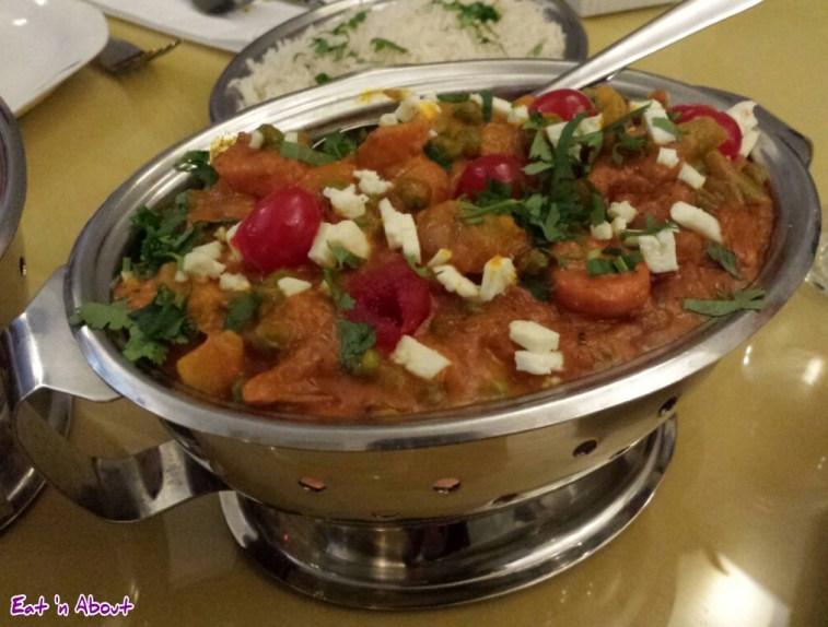 Lazymeal Mashup at Handi Cuisine of India Burnaby: Vegetable Jal Farezie