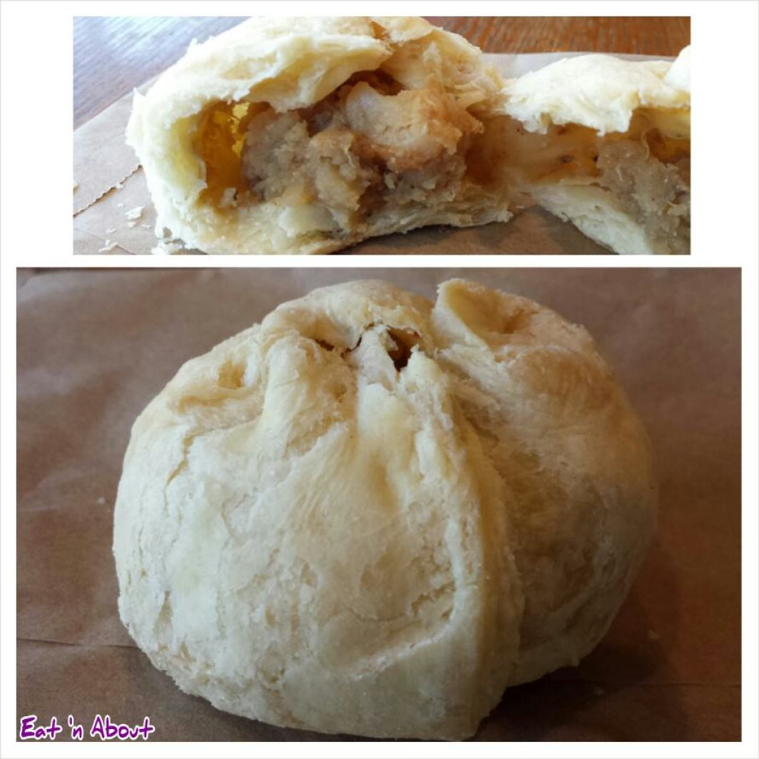 Solly's Bagelry: Potato and Onion Knish