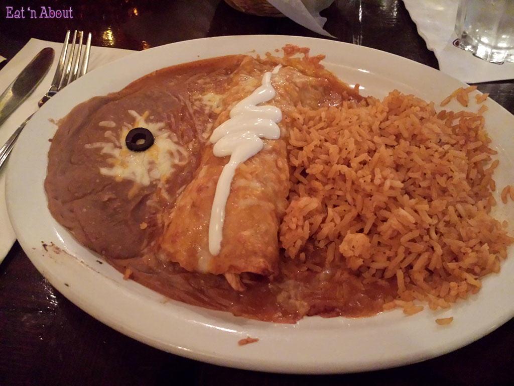Las Margaritas - Rudi's Gluten-Free: Enchilada