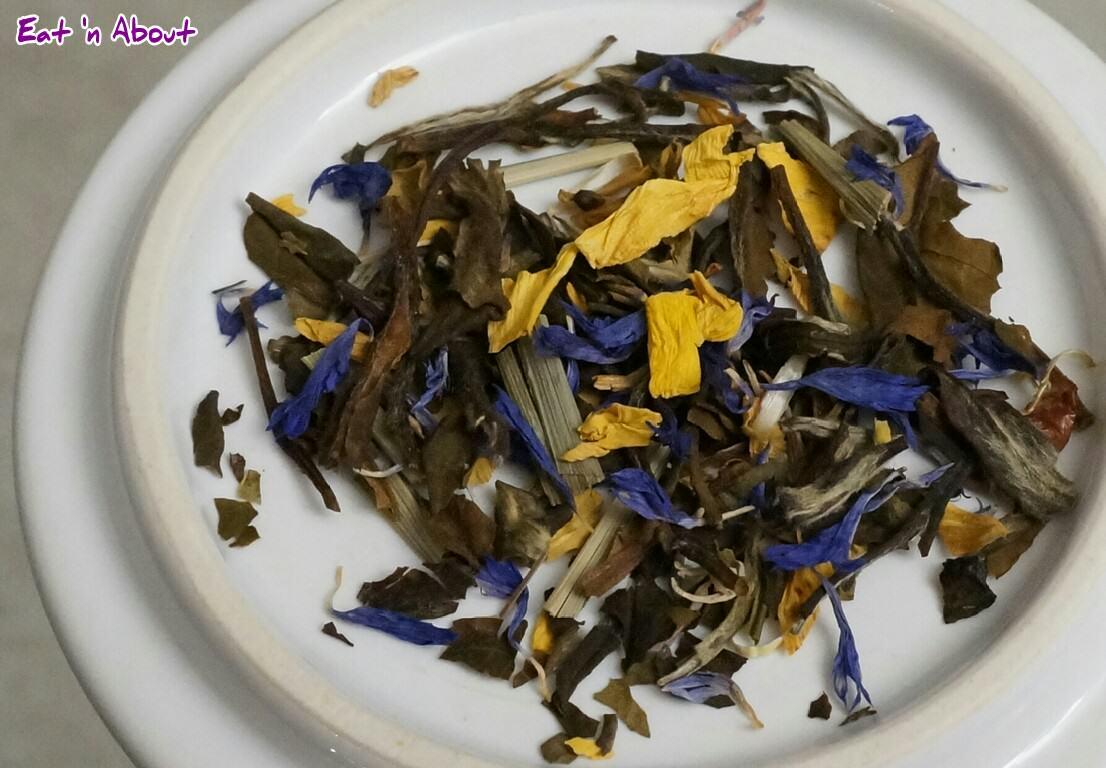 Tea Sparrow: Tea Desire -White Tea Champagne