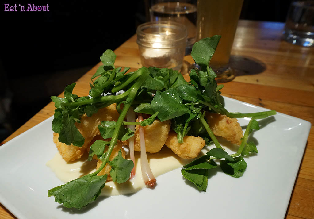 Edible Canada - Crispy Humboldt Squid
