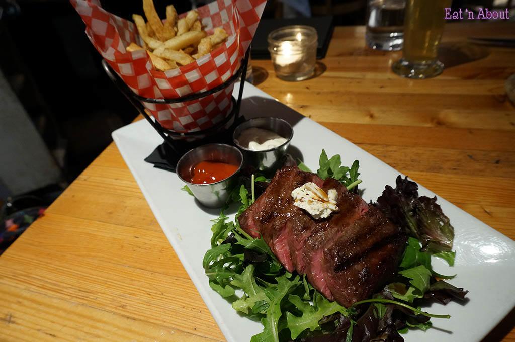 Edible Canada - Heritage Angus Steak Frites