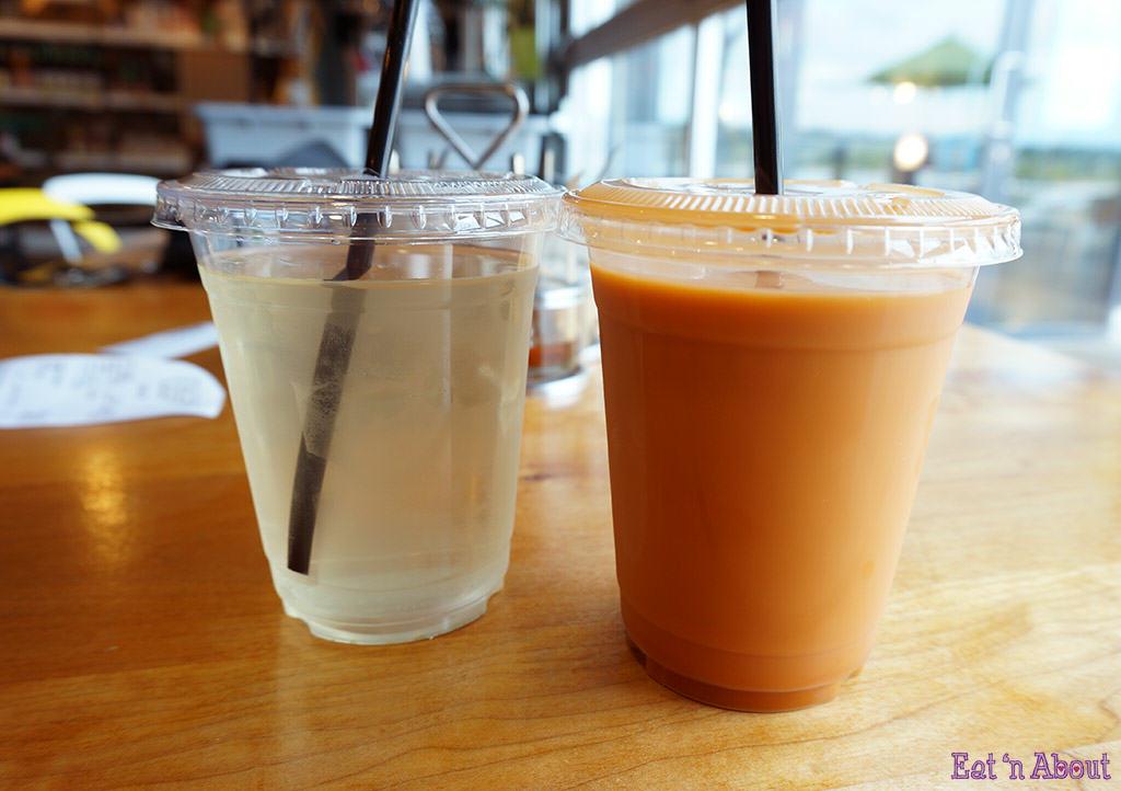 Longtail Kitchen - Lemongrass Pandan and Thai Iced Tea