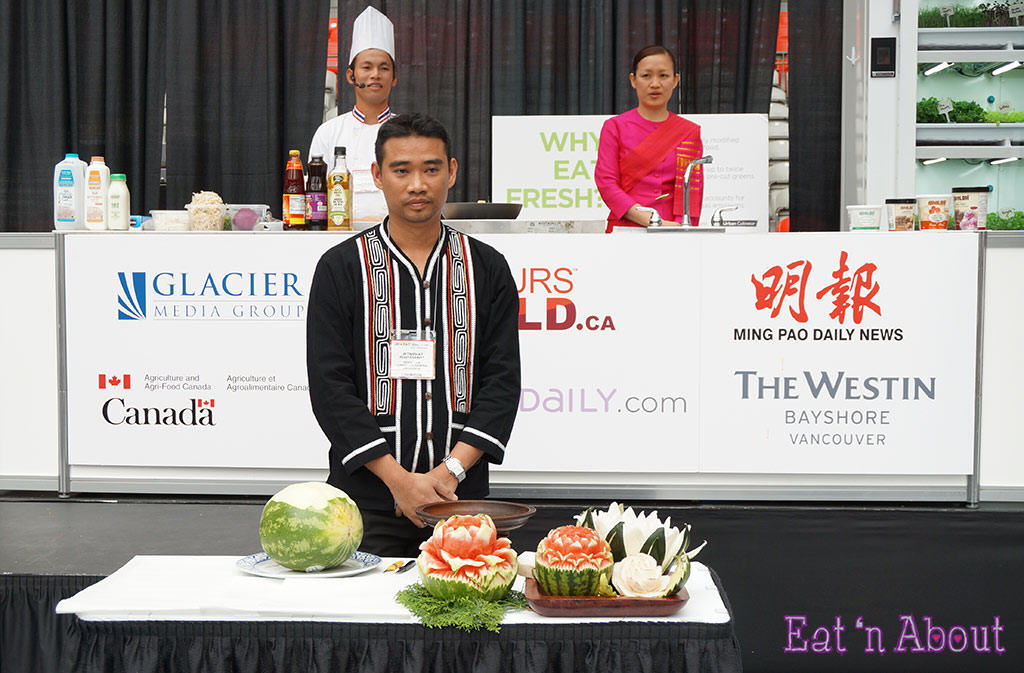 EAT! Vancouver 2014 - Thailand on World Stage