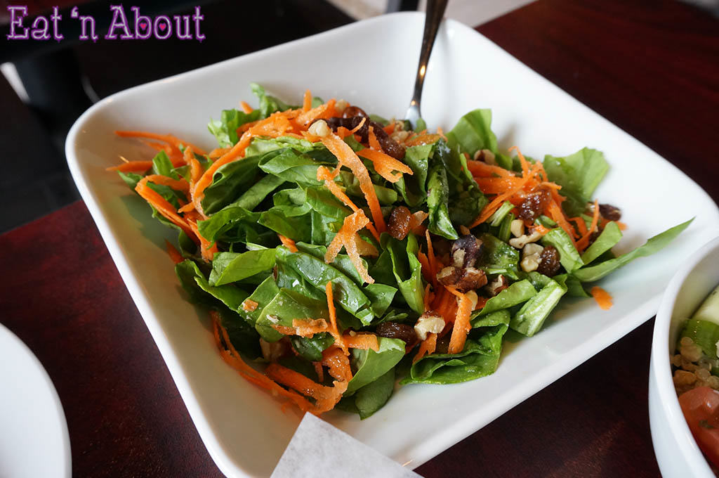 Saltenas Cafe and Pastries - spinach salad