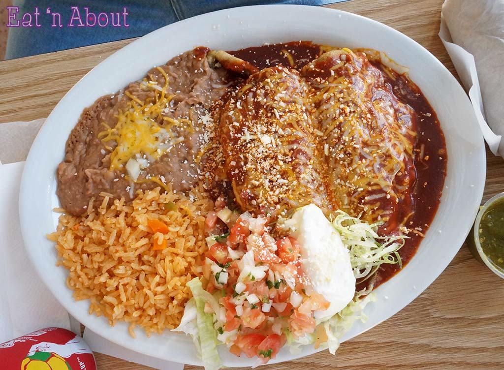 Habanero's Mexican Grill - Chile Relleno