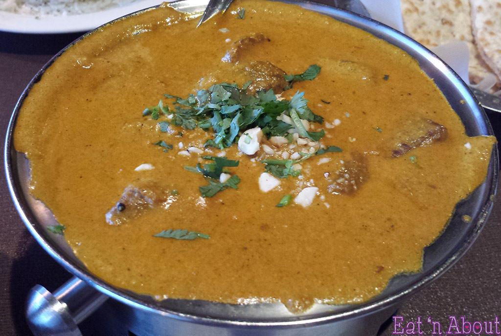 Palki Restaurant - Beef Korma